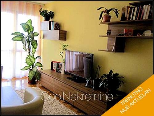 Stan 75m² Novi Beograd Blokovi